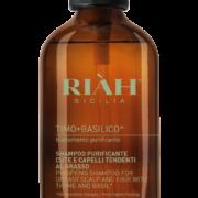 Shampoo purificante cute e capelli tendenti al grasso