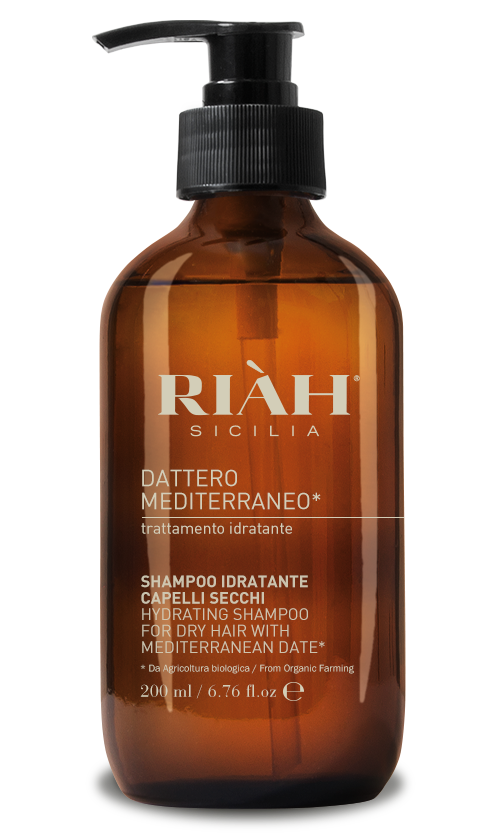Hydrating shampoo for dry hair