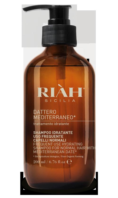 Shampoo idratante uso frequente capelli normali