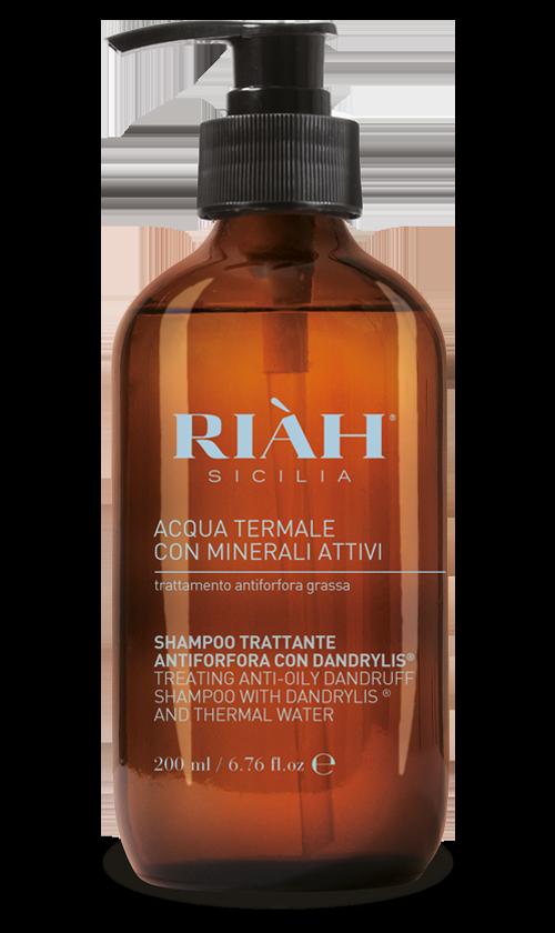 shampoo forfora grassa